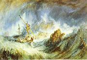 J.M.W. Turner Storm (Shipwreck) oil painting picture wholesale