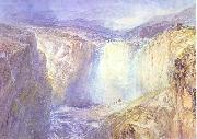 J.M.W. Turner Fall of the Tees, Yorkshire oil painting picture wholesale