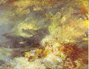 J.M.W. Turner Fire at Sea oil painting picture wholesale