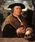 JACOBSZ, Dirck Pompeius Occo oil painting picture wholesale