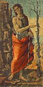 JACOPO del SELLAIO Saint John the Baptist sf oil painting picture wholesale