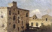 JONES, Thomas Houses in Naples sf oil painting picture wholesale
