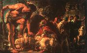 Jacob Jordaens Odysseus oil painting picture wholesale