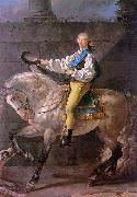Jacques-Louis David Count Potocki oil painting picture wholesale