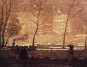 James Wilson Morrice Quai des Grands-Augustins oil painting picture wholesale