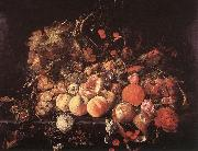 Jan Davidsz. de Heem Still-life oil painting artist