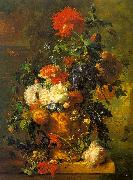 Jan van Huysum Flowers oil painting picture wholesale