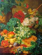 Jan van Huysum Fruit Still Life oil painting picture wholesale