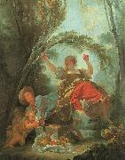 Jean Honore Fragonard The See Saw q oil painting picture wholesale