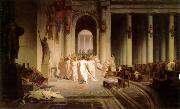 Jean Leon Gerome The Death of Caesar oil painting picture wholesale