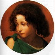 Jean Leon Gerome Portrait of a Young Boy oil painting picture wholesale