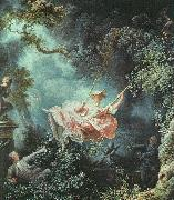 Jean-Honore Fragonard The Swing oil painting picture wholesale