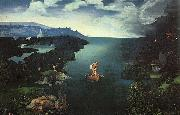 Joachim Patenier Charon Crossing the Styx oil painting artist