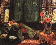 John Frederick Lewis The Siesta oil painting picture wholesale