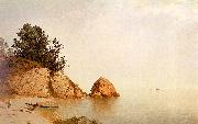 John Kensett Beach at Beverly oil painting artist