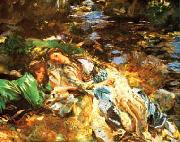 John Singer Sargent The Brook oil painting picture wholesale