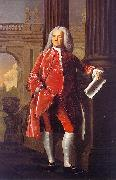 John Singleton Copley Nathaniel Sparhawk oil painting picture wholesale