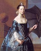 John Singleton Copley Mrs Benjamin Pickman oil painting picture wholesale