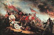 John Trumbull The Death of General Warren at the Battle of Bunker Hill on 17 June 1775 oil painting artist