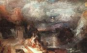 Joseph Mallord William Turner Hero and Leander oil painting picture wholesale