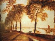 Joseph Mallord William Turner Mortlake Terrace oil painting picture wholesale
