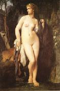 Jules Elie Delaunay Diana oil painting picture wholesale