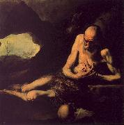 Jusepe de Ribera Saint Paul the Hermit oil painting picture wholesale