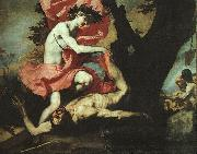Jusepe de Ribera The Flaying of Marsyas oil painting artist