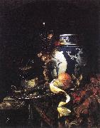 KALF, Willem Still-Life with Lemon, Oranges and Glass of Wine sg oil painting picture wholesale