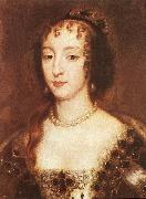 LELY, Sir Peter Henrietta Maria of France, Queen of England sf oil painting picture wholesale
