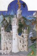 LIMBOURG brothers Les trs riches heures du Duc de Berry g oil painting picture wholesale