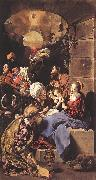 MAINO, Fray Juan Bautista Adoration of the Kings g oil painting artist