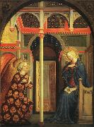 MASOLINO da Panicale The Annunciation syy oil painting picture wholesale