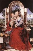 MASSYS, Quentin The Virgin Enthroned sg oil painting picture wholesale