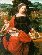 MASTER of Female Half-length Madonna and Child s oil painting artist