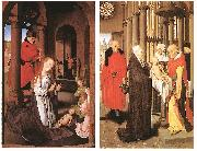 MEMLING, Hans Scenes from the Passion of Christ (left side) sg oil painting picture wholesale