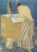 Mary Cassatt Woman Bathing oil painting picture wholesale