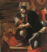 Mattia Preti Pilate Washing his Hands oil painting picture wholesale