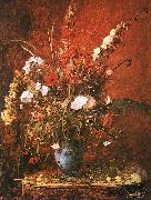 Mihaly Munkacsy Large Flower Piece oil painting picture wholesale