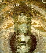 Mikolajus Ciurlionis Rex oil painting picture wholesale