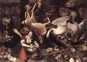 NIEULANDT, Adriaen van Kitchen Scene oil painting picture wholesale