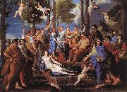 Nicolas Poussin Apollo and the Muses (Parnassus) oil painting picture wholesale