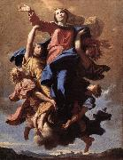 Nicolas Poussin The Assumption of the Virgin oil painting picture wholesale