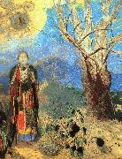 Odilon Redon The Buddha oil painting