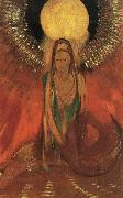Odilon Redon The Flame oil painting picture wholesale
