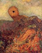 Odilon Redon The Cyclops oil painting