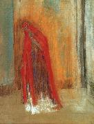 Odilon Redon Oriental Woman oil painting