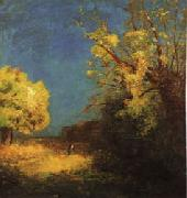 Odilon Redon The Road to Peyrelebade oil painting picture wholesale