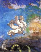Odilon Redon Apollo's Chariot oil painting picture wholesale