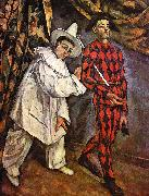 Paul Cezanne Mardi Gras oil painting picture wholesale
